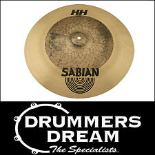 """Brand New SABIAN HH 20"""" Duo Ride Cymbal RRP $649 ON SALE NOW! 2 YEAR WARRANTY"""
