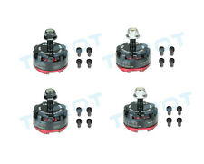 4 X Tarot MT2205 II 2300KV Brushless Motor 2 CW 2 CCW For Drone 180/190/200/220