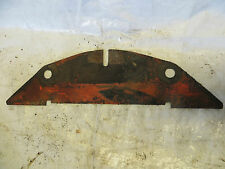 Case 430 530 Tractor Clutch Dust Cover