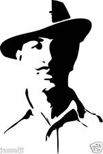 Bhagat singh Car Bike sticker for all car and bike
