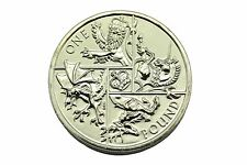 Royal Mint 2016 National Animals BU £1 Coin
