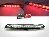 REAR CLEAR LED 3RD THIRD STOP BRAKE LIGHT LAMP For 2002-2009 Citroen C3