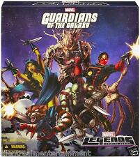 Guardians of the Galaxy Comic Edition Marvel Legends Action Figure Set BRAND NEW