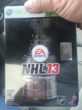 New!!! NHL 13 Stanley Cup Collector's Edition (Xbox 360, 2012) Factory Sealed!!!