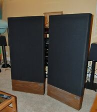 Acoustat Model 3 with MK-121-2 Module Electrostatic Speakers-Nice condition!!