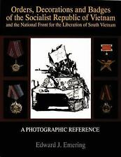 Orders, Decorations and Badges of the Socialist Republic of Vietnam an-ExLibrary