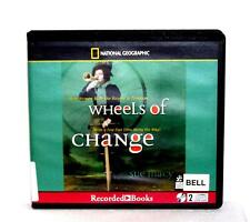 BOOK/AUDIOBOOK CD Age 10+ Sue Macy History Bicycles WHEELS OF CHANGE