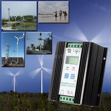12V/24V LCD PWM Wind Solar Hybrid System Controller 600W Wind+400W Solar AL U6C7