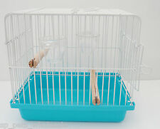 SMALL TRANSPORT, CARRY, SPRAY CAGE COLLAPSABLE IDEAL FOR SMALL BIRDS