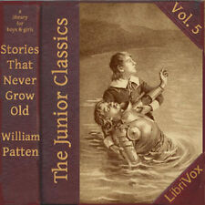 Kids Childrens & Junior - classics 5  audio book collection Mp3 CD
