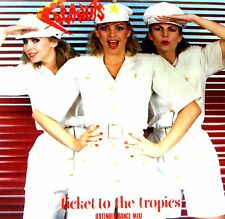 "12"" - The Coconuts - Ticket To The Tropics (POP) LISTEN"