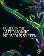 PRIMER ON THE AUTONOMIC NERVOUS SYSTEM - NEW PAPERBACK BOOK