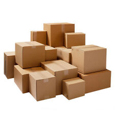 50x Box Shipping Cartons Shipping Carton Box Packaging 150x150x80mm