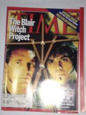 Time Magazine The Blair With Project With ML August 16, 1999 122316rh