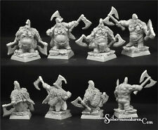 Scibor BNIB 28mm/30mm Wild Warriors Dwarves set 1 28FM0200