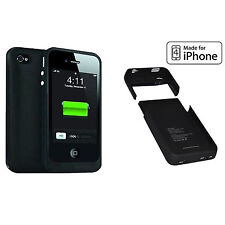 1900MAH POWER PACK EXTERNAL BACKUP BATTERY CHARGER CASE FOR IPHONE 4 4G 4S
