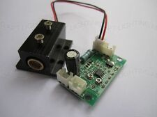 532nm 100mW Green Laser Module + TTL Driver (808nm/532nm&660nm) with heat sink