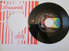 Chi - Lites - Give it Away - 7 Inche Single American import  release