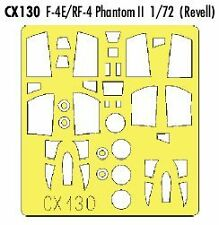 Eduard 1/72 F-4E/RF-4 Phantom II  panit mask for Revell # CX130