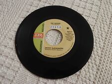 JACKIE DE SHANNON THE WEIGHT/SPLENDOR IN THE GRASS  PROMO IMPERIAL 66313