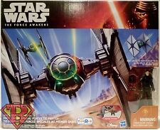 FIRST ORDER SPECIAL FORCES TIE FIGHTER Star Wars Force Awakens Vehicle TRU 2015