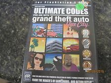 Action Replay Ultimate Codes: Grand Theft Auto: Vice City (Sony PlayStation 2)