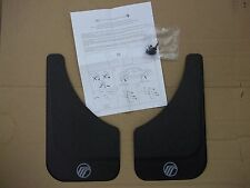 1995 1996 1997 1998 1999 2000 GRAND MARQUIS MERCURY LOGO FRONT-REAR MUDFLAPS