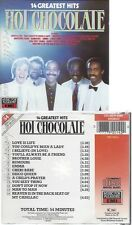 CD--HOT CHOCOLATE -- -- 14 GREATEST HITS.