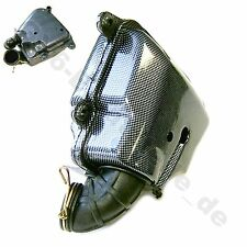 AIR BOX FILTER CARBON LOOK 2STROKE SCOOTER  MINARELLI  BENELLI  VESPA HONDA KTM