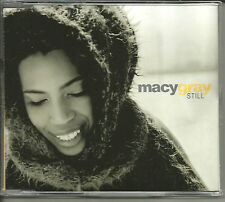 MACY GRAY Still w/ RARE MIXES Of Still & I try 2000 UK CD Single SEALED 3TRX