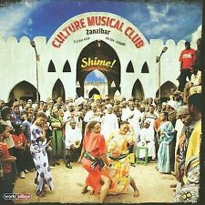 Shime! * by Culture Musical Club (CD, Mar-2009, World Village)