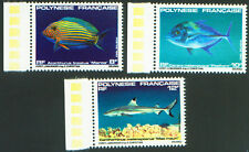 French Polynesia   ISLANDS   #373 - 375    MNH 1983