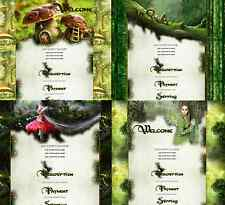 FANTASY FOREST COLLECTION 4 eBay listing Auction Templates Magical Elf Fairy