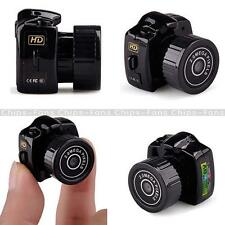 Smallest Mini Camera Camcorder Video Recorder DVR Hidden Pinhole Webcam NEW