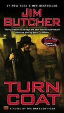 Dresden Files: Turn Coat 11 by Jim Butcher (2010, Paperback)