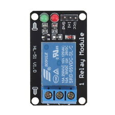 Effective Stable 1Channel 5V Indicator Light LED Relay Module For Arduino New UL