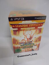 NARUTO SHIPPUDEN ULTIMATE NINJA STORM REVOLUTION SAMURAI EDITION - PS3 - NEW PAL