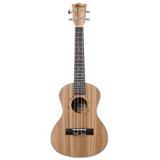 "New 26"" MUH-508 Professional Exquisite Zebra Wood Tenor Ukulele"