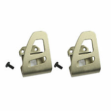 2X Belt clip Hook free Screw for Milwaukee 18V 2653-22CT 2655-20 2797-22 2604-20