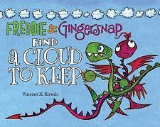 Freddie and Gingersnap #2 Freddie & Gingersnap Find a Cloud to Keep-ExLibrary