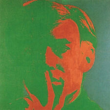 ANDY WARHOL - Self Portrait 1966-67 (Green) Art Print 26x26 Poster OUT OF PRINT