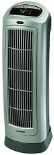 Lasko 755320 Ceramic Tower Heater with Digital Display and Remote Control, New