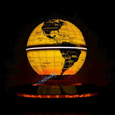 Amazing Magnetic Floating World Globe Valentines Day Gifts Map Home Office Decor