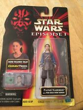 Hasbro Star Wars Padme Naberrie W/Pod Race View Screen Action Figure
