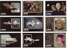 UFO - FULL BASE SET - 100 CARDS -  CARDS INC. -  GERRY ANDERSON - U F O
