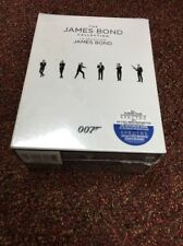 The James Bond Collection Blu-ray Disc, 2015, 24-Disc Set Region A