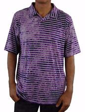 New Alpinestars Men's Short Sleeve Polo, L, Purple