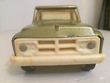 PROMO GMC Diecast Pick Up Truck Pressed steel . Vintage 8 x 2.5 CIRCA 1970s-80