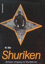 Shuriken - Sicherer Umgang mit Wurfsternen,Weinmann