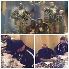 AUTOGRAPHED DUDLEY BOYZ WWF SERIES 2 PACK